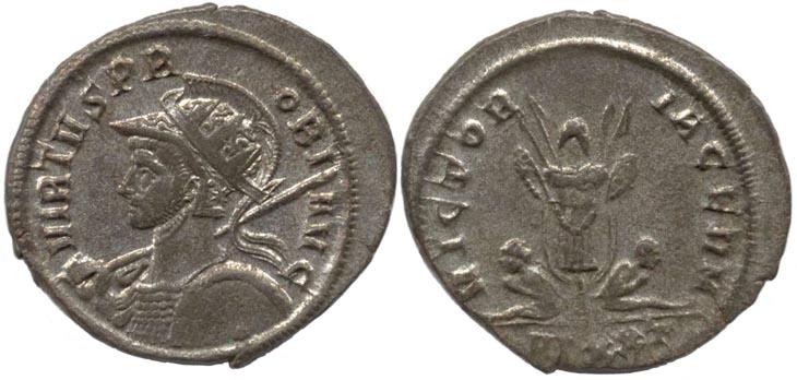 Antoninien de Probus (VICTORIA GERM / III XX T)[WM n°7715] R425uc1.785.PG